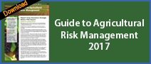 2017 Guide to Agricultural Risk Management